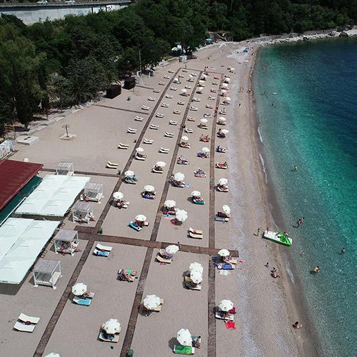 Kamenovo Beach beaches