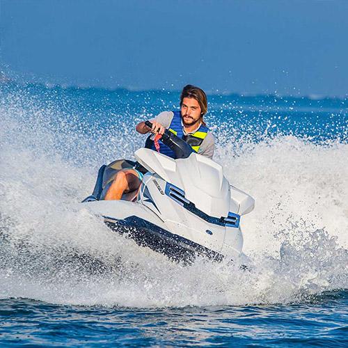 Kamenovo Beach Jet ski