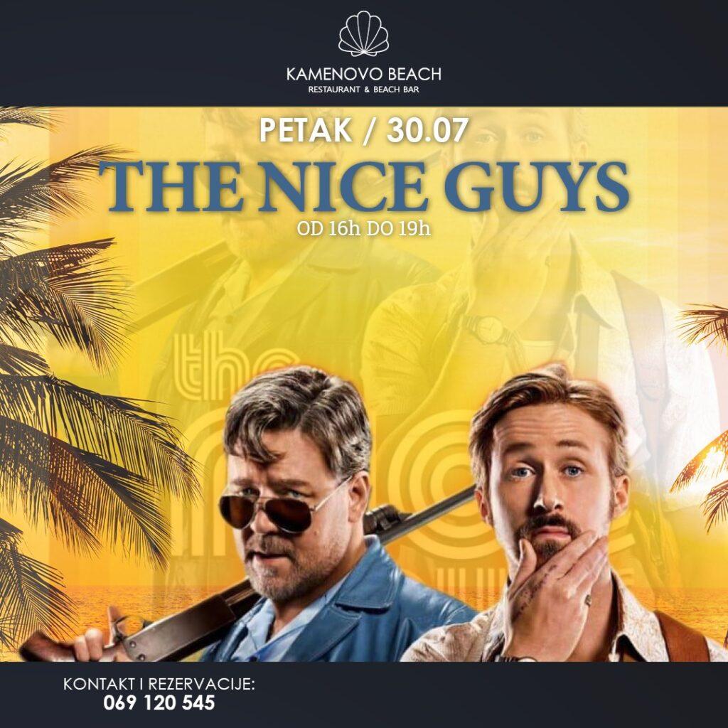 Kamenovo Beach The nice guys