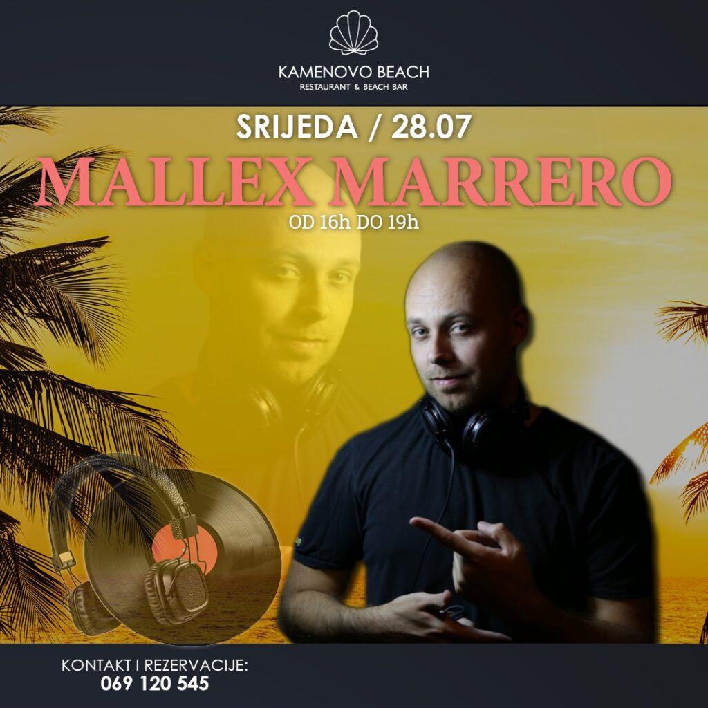 Kamenovo Beach Mallex Marrero